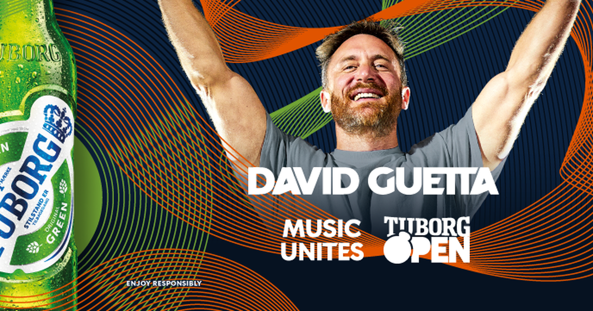 TUBORG & David Guetta start collaborating to bring together their followers  all over the world! - Out and About