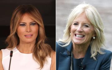Njerëzit mendojnë se veshja e gruas së Joe Biden është