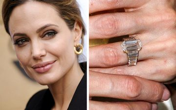 10+ of the most unique and expensive engagement rings, worn by Hollywood girls!