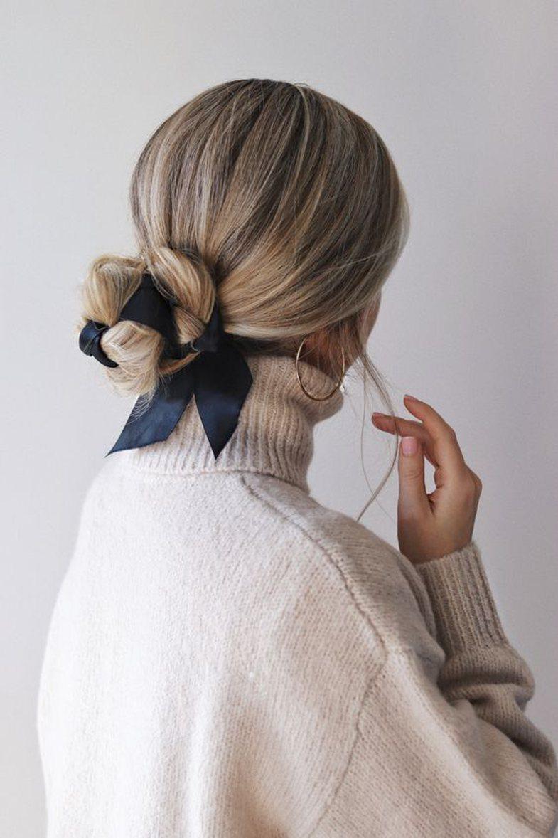 8 ide se si mund t'i stiloni flokët me një fjongo