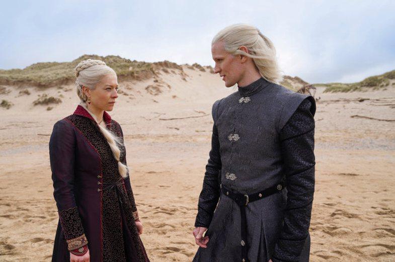 HBO publikon fotot e para të spinoff-it të 'Game of