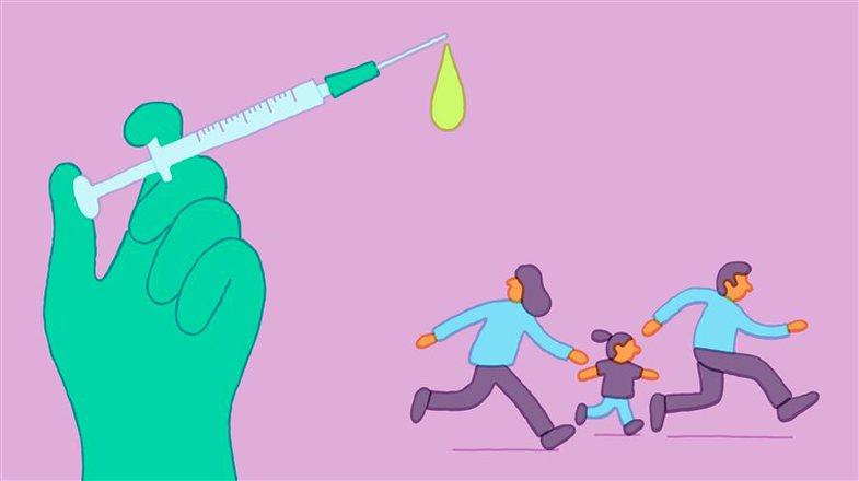 Refuzimi i vaksinave: Shqipëria, në vendin e 16 në botë