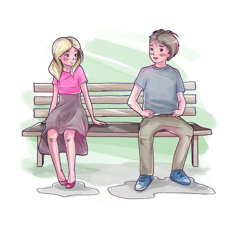 Gjuha e trupit: 7 shenja (fizike) që tregojnë se ai ju ka qejf!