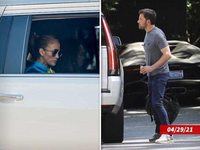 17 vite pas ndarjes, J. Lo dhe Ben Affleck janë bashkë me pushime dhe