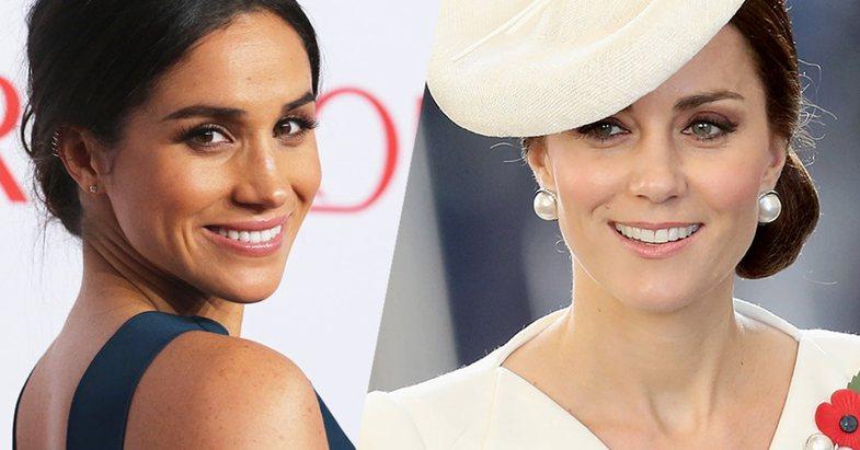 Quiz: Je më shumë si Kate Middleton apo Meghan Markle?