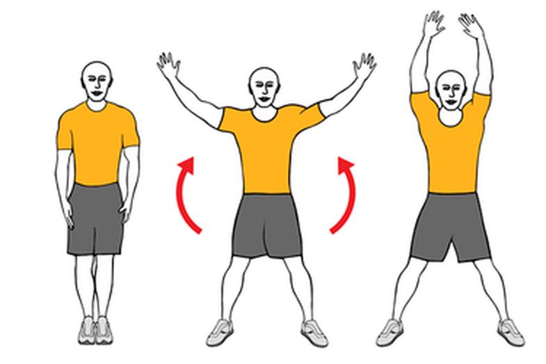 Не просто сидеть - 6 простых упражнений, которые