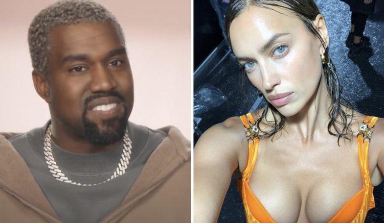 Thuhet se Kanye West është në një lidhje me Irina Shayk:
