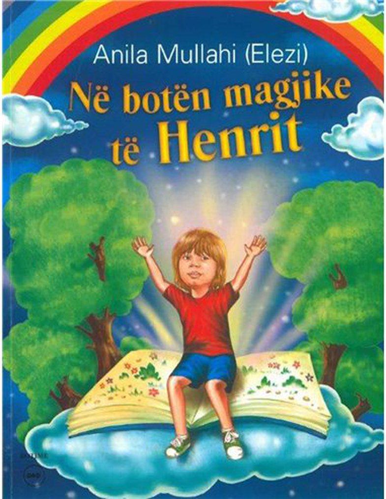 Një listë me libra për fëmijë që mund t'ua