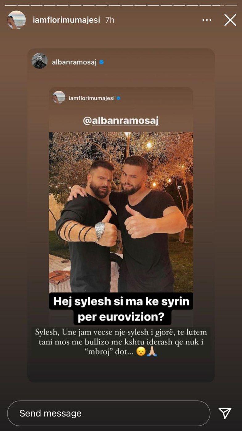 'Albani nuk e mbrojti dot këngën': Flori Mumajesi dhe Alban