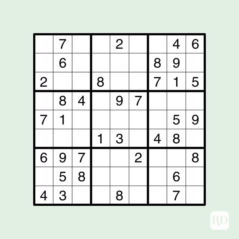 Nga sudoku te fjalëkryqet - lojërat që stërvisin trurin dhe