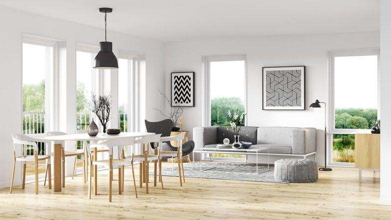 10 rregulla për të arreduar shtëpinë sipas një stili