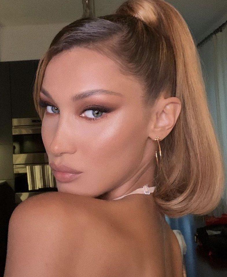 Si të krijoni me makeup 'lifted look' si Bella Hadid