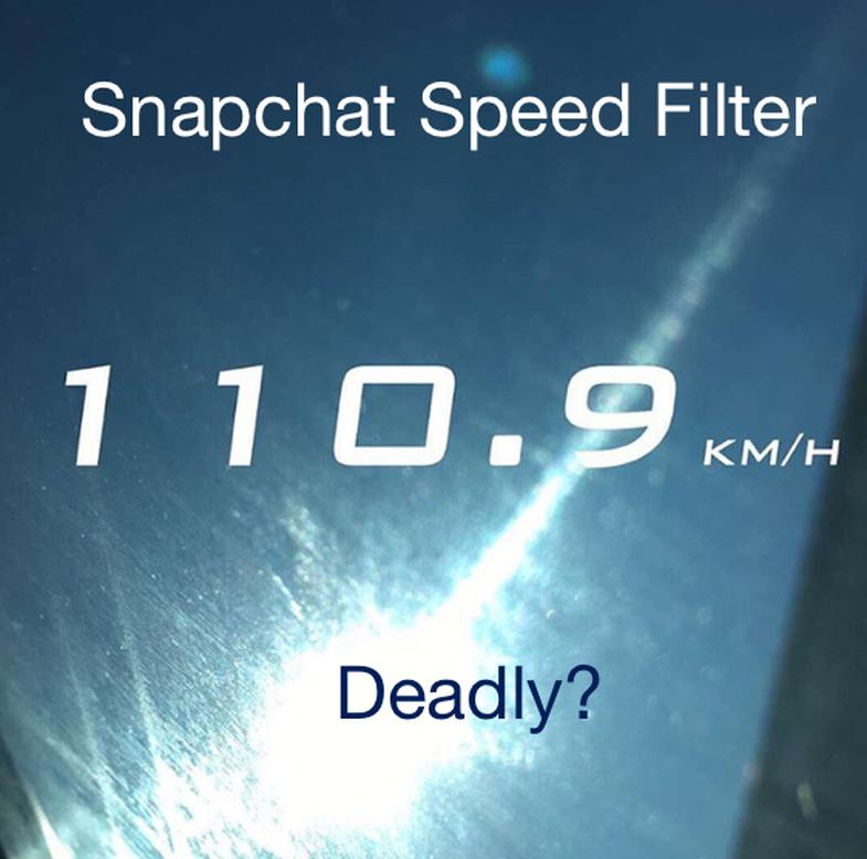 Snapchat heq filtrin që u bë shkak për shumë aksidente