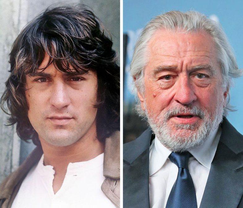 Si duken sot, dekada më vonë, disa prej aktorëve më