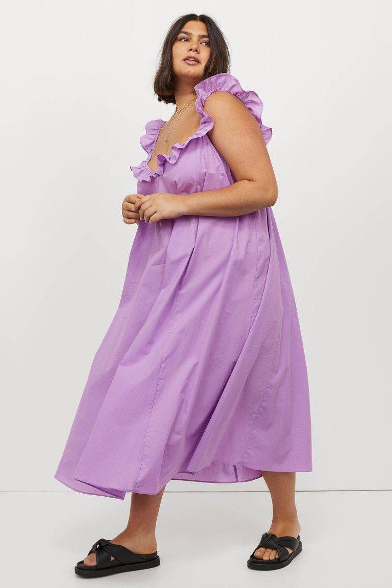 Këtë vapë mund ta përballoni vetëm me këto fustane