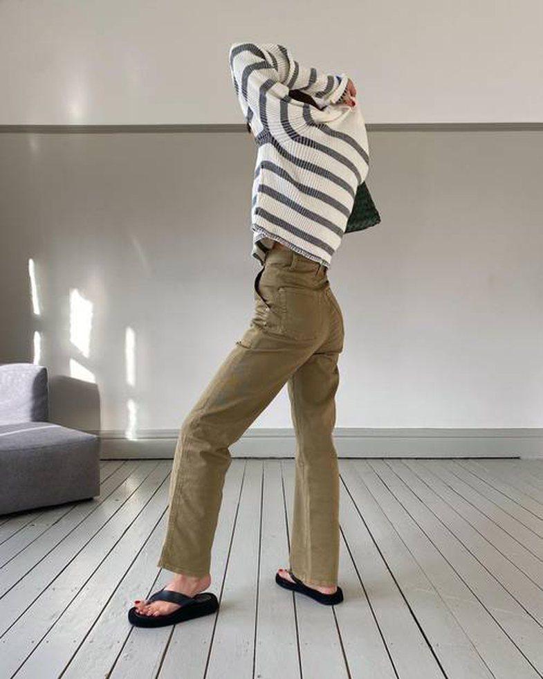 Çfarë të vishni kur s'doni të vishni xhinse!