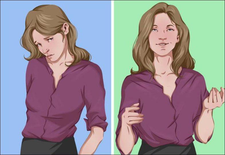 8 hile të gjuhës së trupit, që do ju bëjnë të