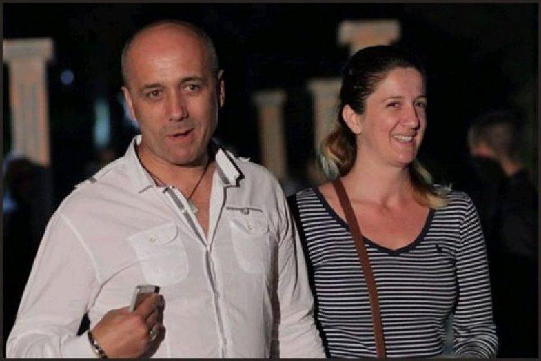 Ditëlindje dhe martesë surprizë: Salsano Rrapi dhe partnerja