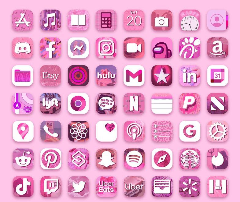 Ky TikTok viral ju tregon si të ndryshoni ngjyrat e ikonave dhe emoji-ve
