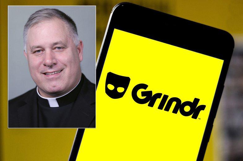Pasi u zbulua se një prift përdorte aplikacion njohjesh për