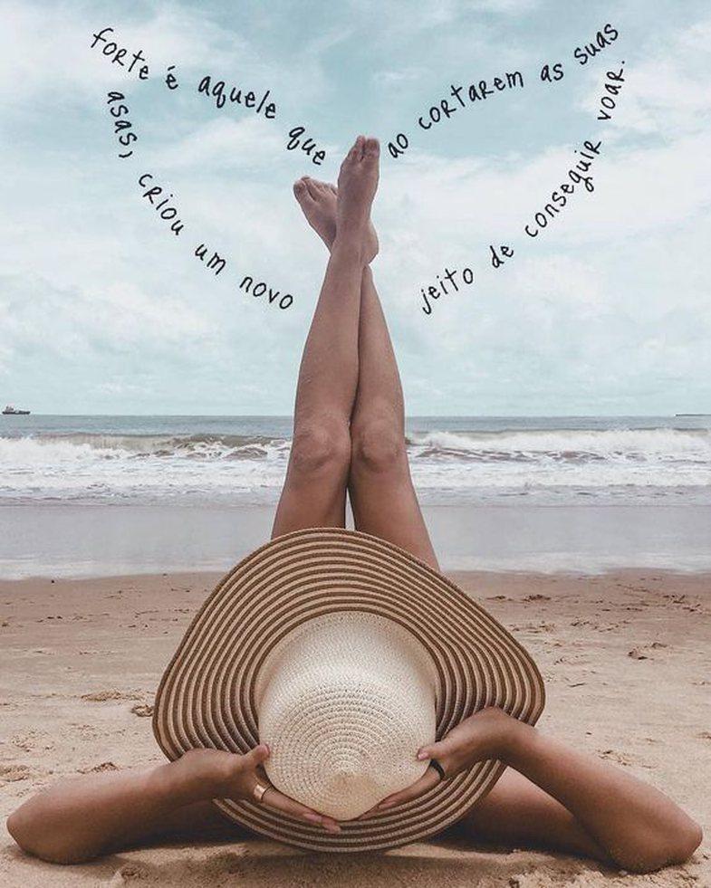 Ide pozash: 50+ foto në plazh të cilave do t'u bëni