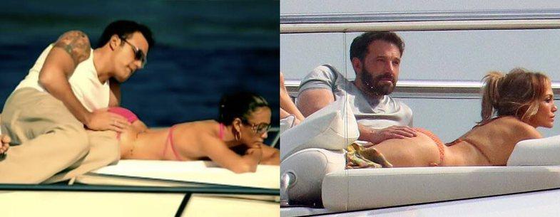 J. Lo mendon se tatuazhi gjigant i Ben Affleck është 'i