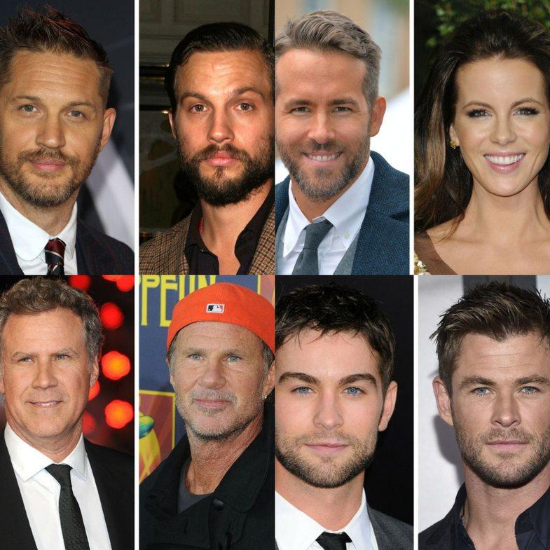 Ngjashmëria mes këtyre 17 artistëve është e frikshme,