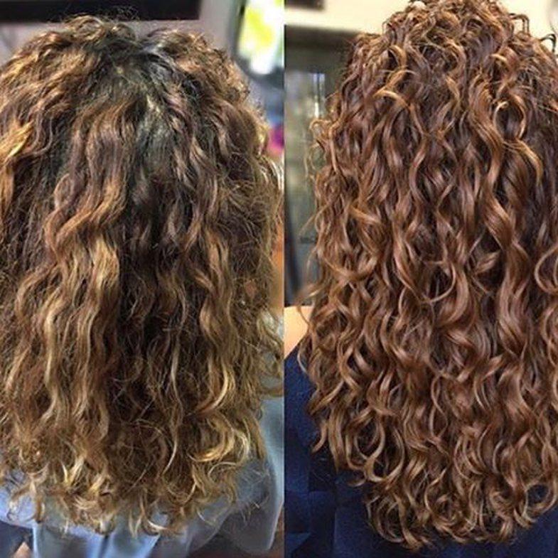 Kjo teknikë e lyerjes së flokëve është e përsosur
