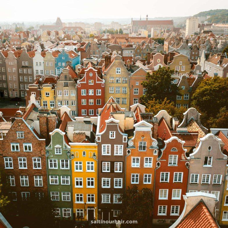 Paga të larta dhe kosto e ulët jetese: 4 qytete europiane që mund