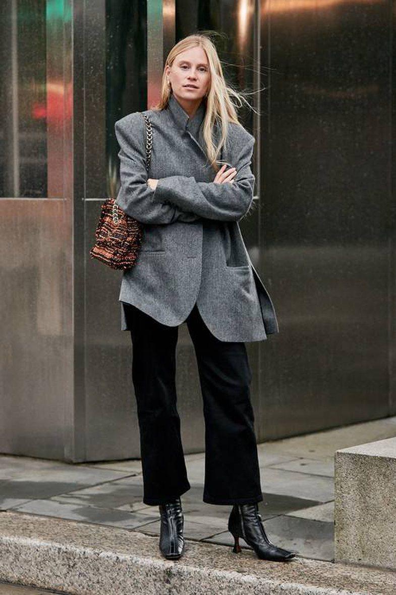 8 mënyra kombinimi për veshjen e vjeshtës: xhaketë + xhinse