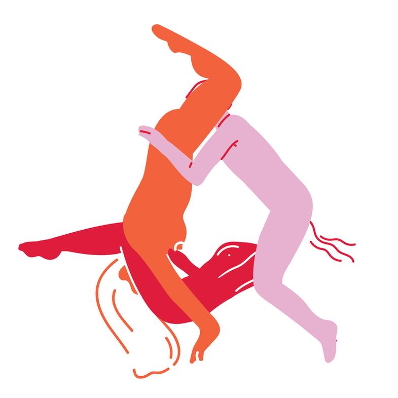 11 pozicione seksi krijuar për ~treshe~