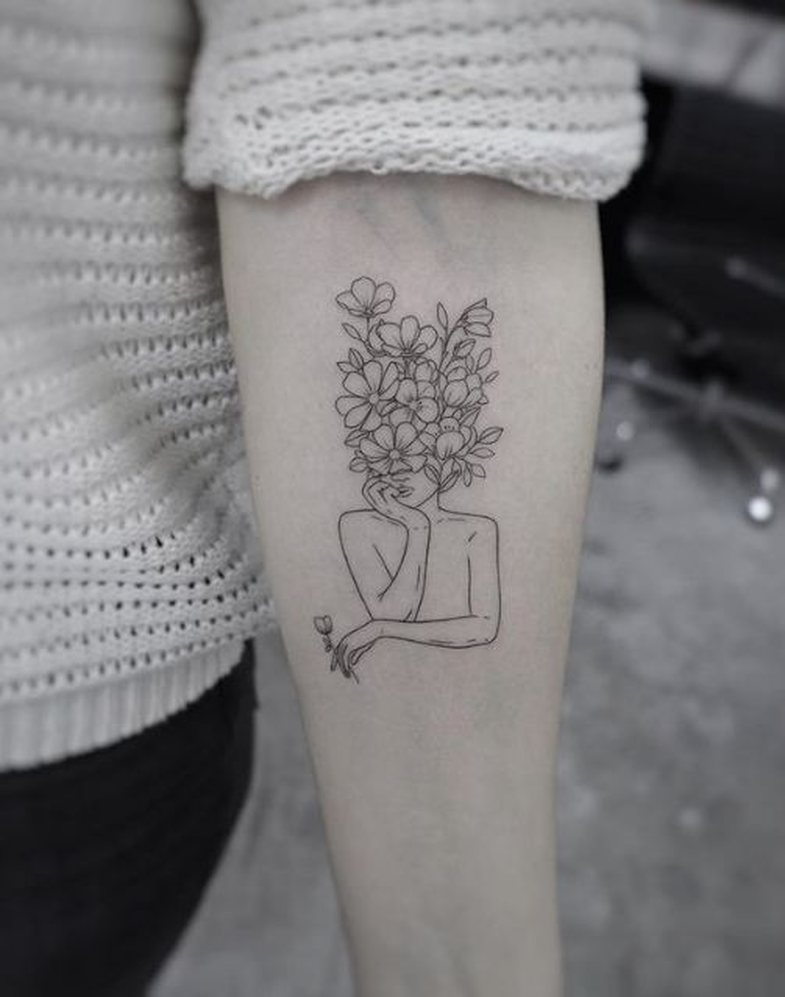 Modele tatuazhesh që mund të jenë gjithçka veçse
