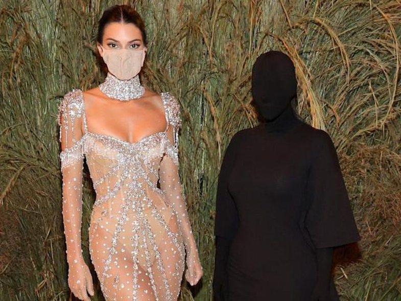 Veshja e Kim, si asnjë tjetër në historinë e Met Gala