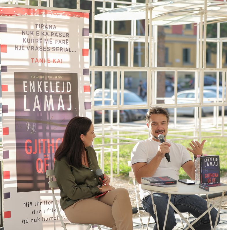 'Everything you have', the Albanian thriller that is keeping the