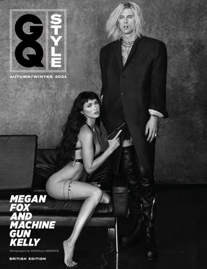 Megan Fox dhe Machine Gun Kelly i kanë bërë këtë
